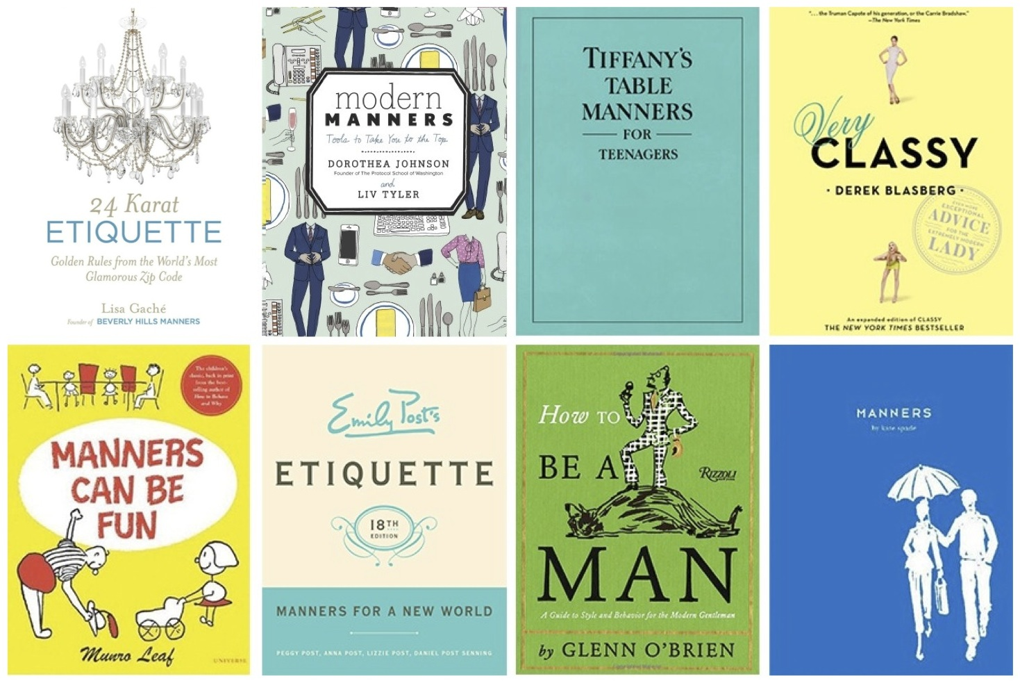 article on manners and etiquettes