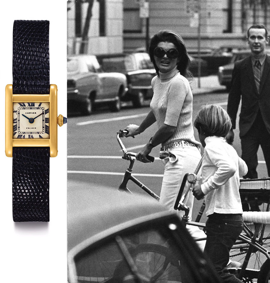 You Can Buy Jackie's Watch : Moda Familia